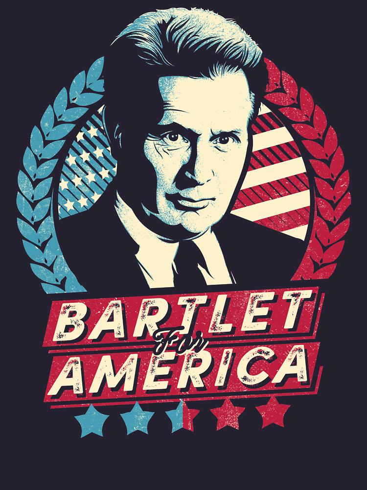 Bartlet 2020?