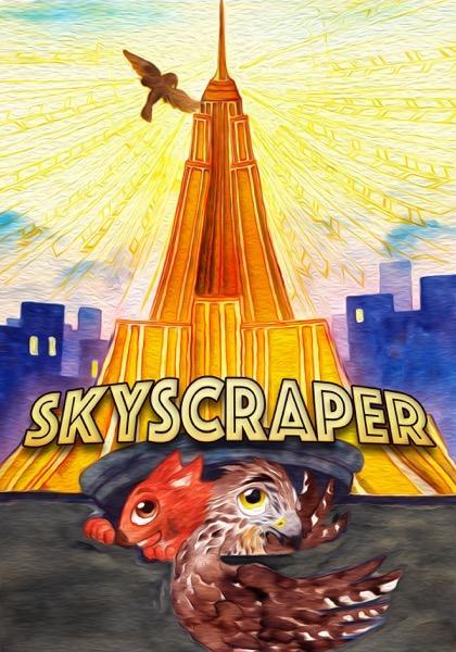 Skscraper Cover3 Title